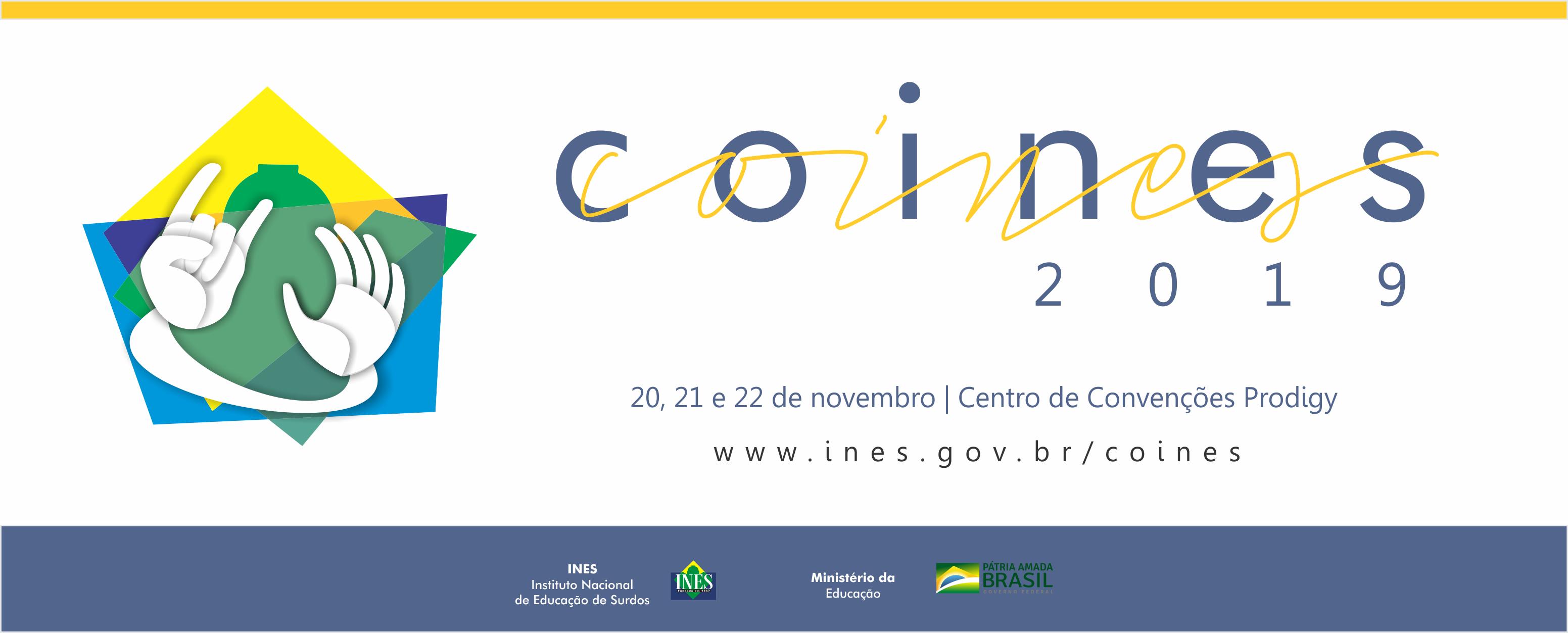 COINES 2019 - Informações Gerais