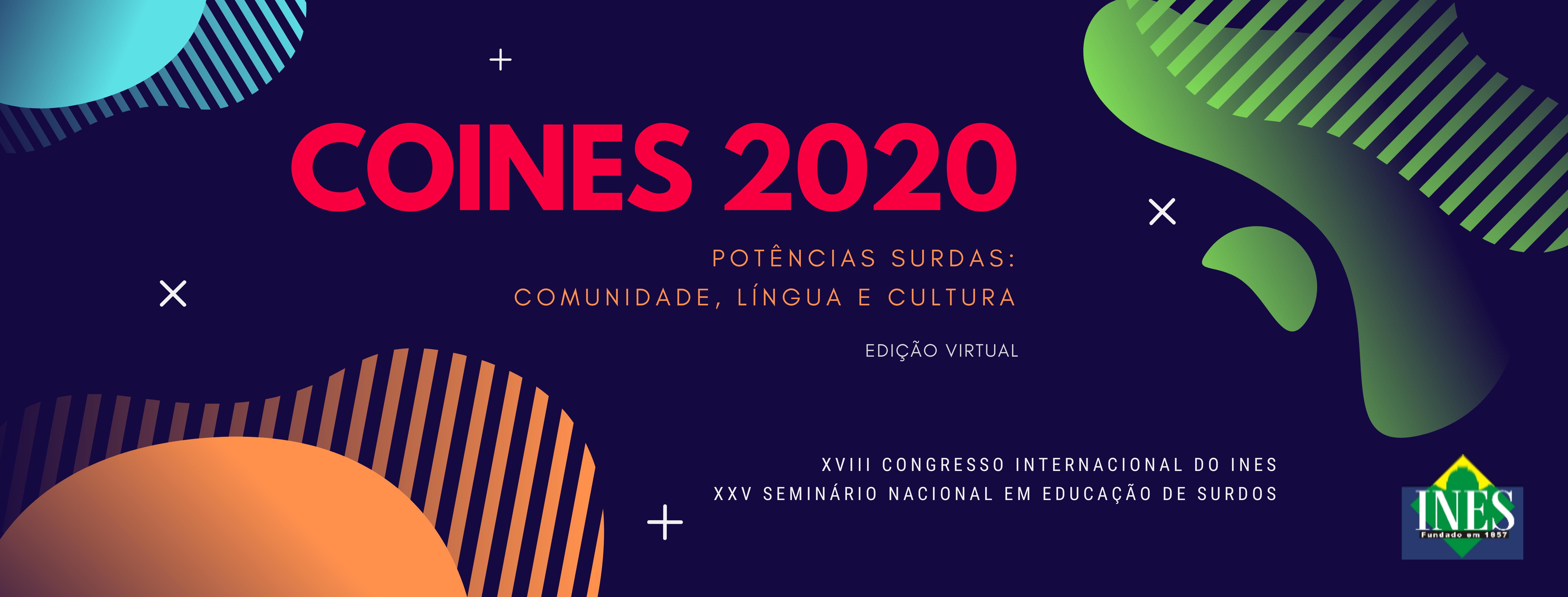 COINES 2020 - Edição Virtual