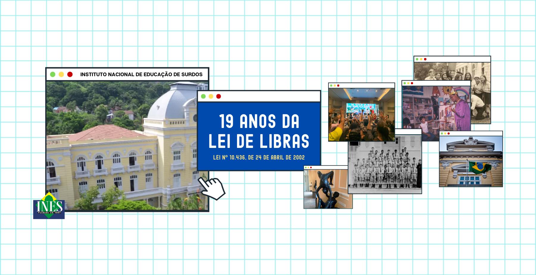 INES comemora o Dia da Libras 2021