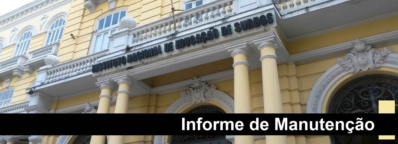 INFORME: MANUTENÇÃO NA INTERNET DO INES EM 08/07/2020