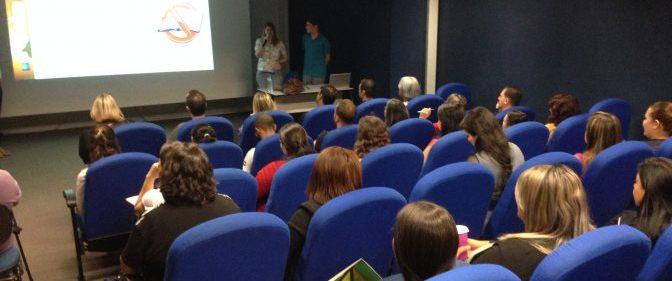 Professores do INES ministram capacitação em Campo Grande