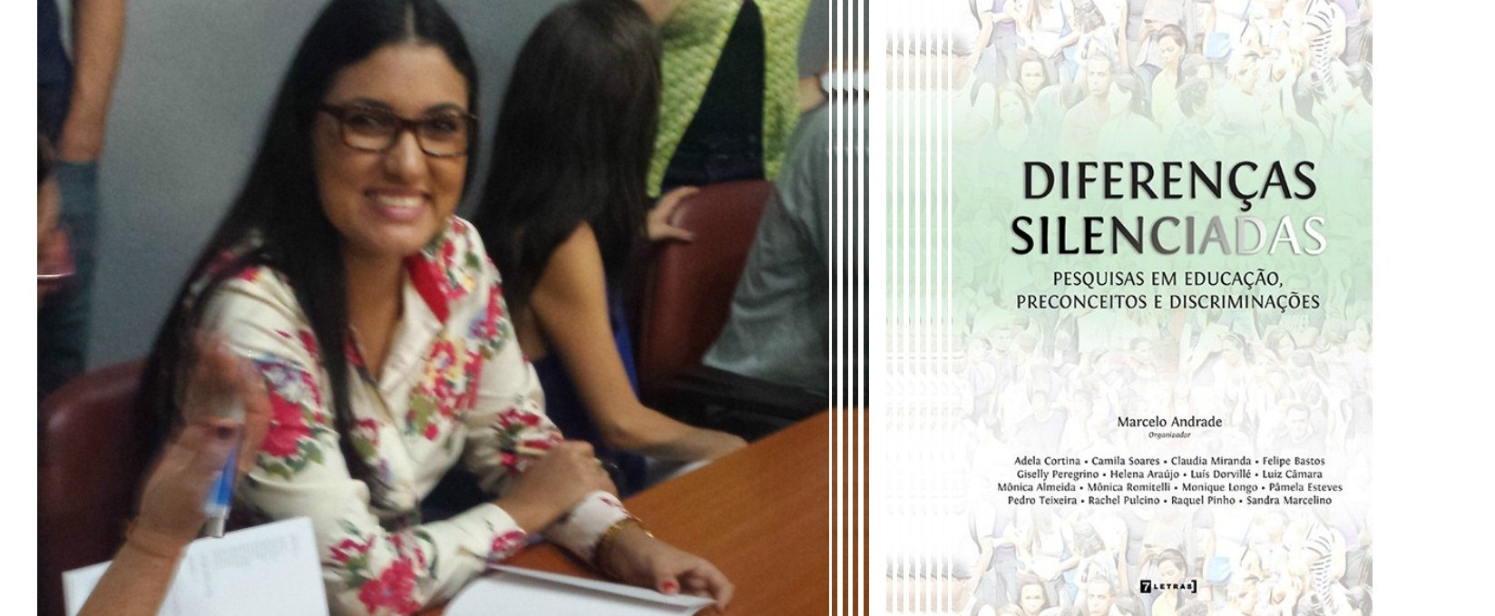 Professora do INES tem artigo sobre preconceito contra surdos publicado em livro