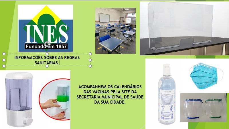 AÇÕES SANITÁRIAS DO INES CONTRA COVID-19