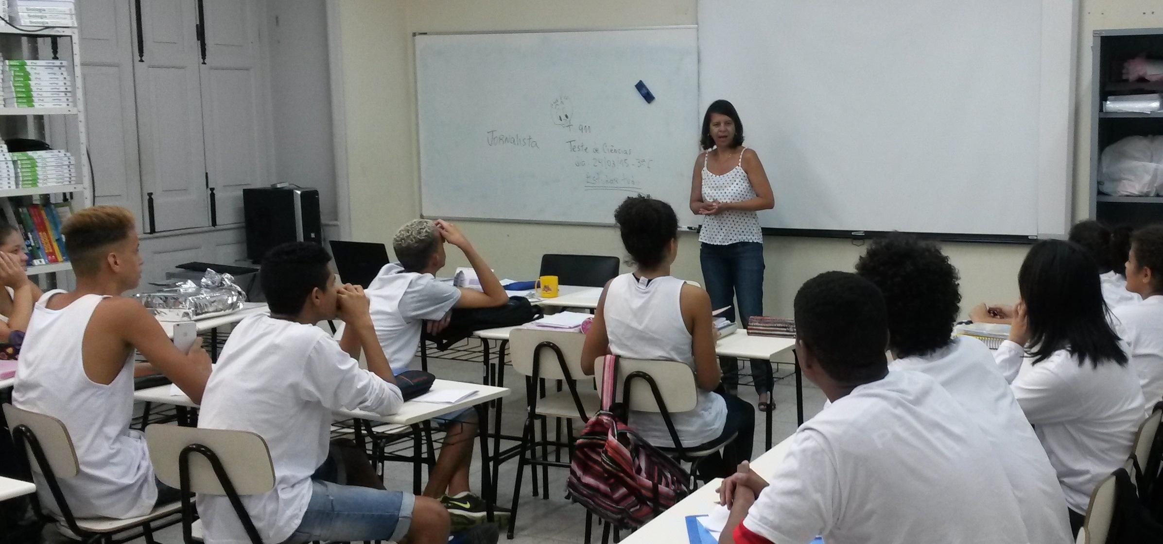 INES divulga resultado final de processo seletivo para professores substitutos