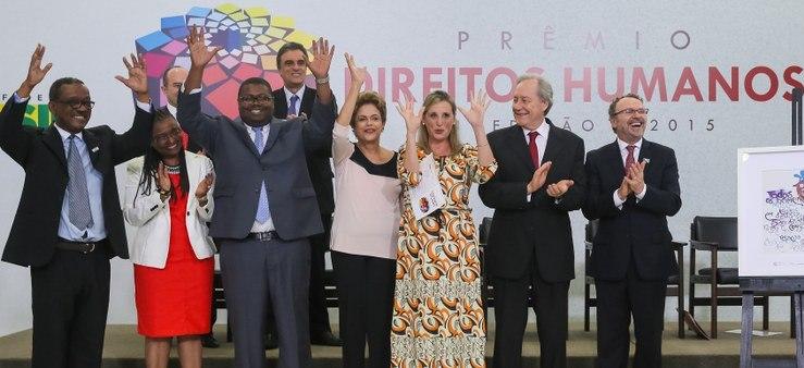 Acerp recebe Prêmio Direitos Humanos por trabalho da TV INES